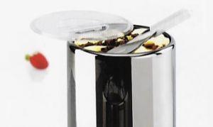 VGCPLEX Couvercle en polycarbonate pour la Carapina diamètre 200 mm