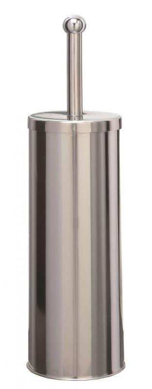 Portascopino cilindrico in acciaio inox satinato for Satinato significato