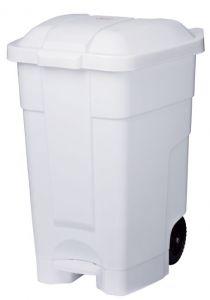 T102032 3 Salon de pied contenant de plastique. 70 litres