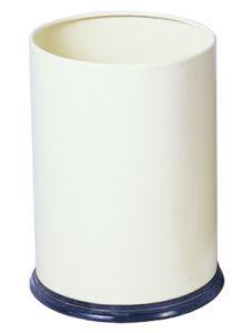 T103030 Gettacarte metallo bianco 12 litri