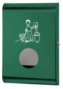 T103071 Dog waste bags dispensers