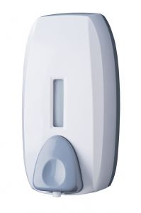 T104045 Distributore di sapone a schiuma ABS push 0,75 litri