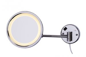 T105119 3x magnifying mirror with light led