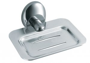T105117 AISI 304 stainless steel soap holder