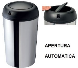 T109550 Automatic swing waste bin 50 liters