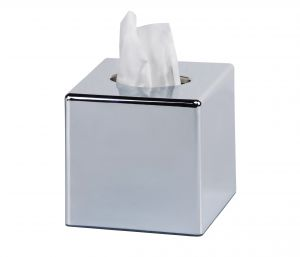 T130021 Tissues dispenser white ABS square