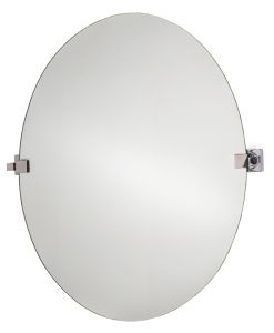 T150012 Acrylic mirror oval thick 3 mm