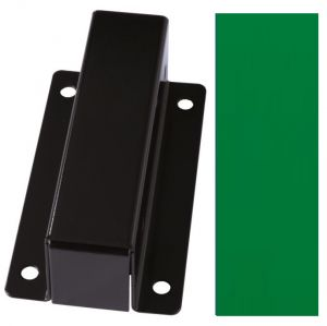T601008 Wall mounted support GREEN