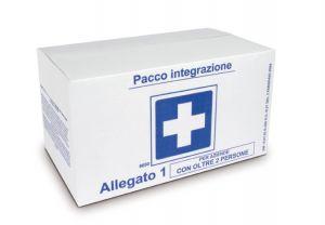 T702089 Pacco medicazione 3 o più lavoratori