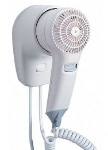 T704000 Wall mounted hair dryer front