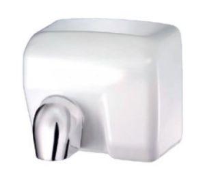 T704150 Asciugamani elettrico a fotocellula acciaio porcellanato bianco