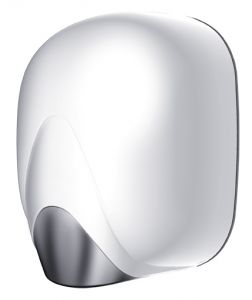 T704300 Automatic hand dryer White ABS blade heater-free