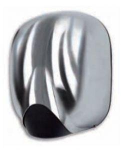 T704336 Asciugamani a fotocellula alte prestazioni Alluminio cromato LAMA con resistenza