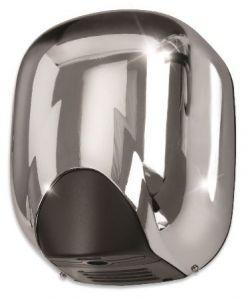 T704361 Automatic hand dryer Chrome aluminium hole (heater-free)