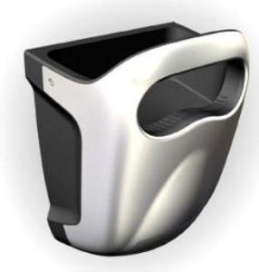 T704412 Asciugamani a fotocellula ad alte prestazioni ABS grigio antivandalo LUX