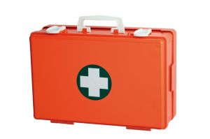 T709014 Plastic shell for first aid kit Big orange shell