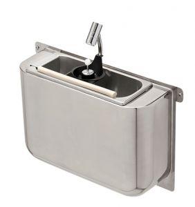 LVPCARP scoopwash SILVER with shower