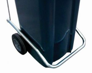 T766900 Optional pedal for containers 120 liters