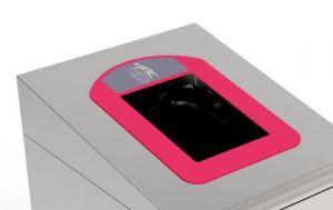 T789037 Marco rojo para contenedor recogida selectiva de residuos T789020-T789050
