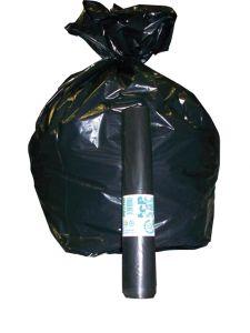 T798070 One roll of 10 bags black 110 liters (x 30 rolls)
