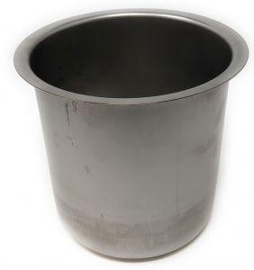 VGCV-GE1415 Mini carapina in acciaio inox 2,2 litri  diametro 140x150h