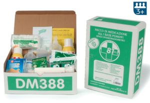 TPM091 Refills for first aid kit TPM089