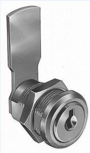 """IN-33A Cerradura de cilindro con llave para gabinetes de la serie """"IN"""""""