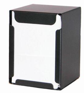 ITP1315N Servilleta de mesa y escritorio NERO - Servilletas plegadas de 17x17 cm