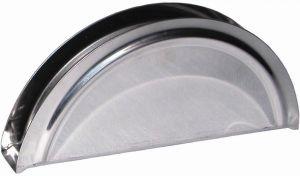 ITP202 servilletero de acero inoxidable