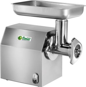 12CT Electric meat grinder in stainless steel - Three-phase
