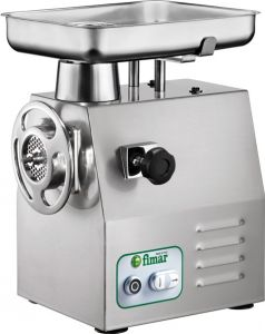 22RGT Stainless steel electric meat grinder - Three-phase