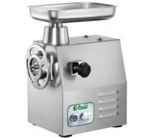 22RST Stainless steel electric meat mincer - Three-phase