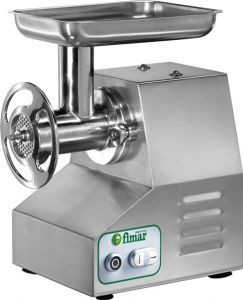 22TSM Electric meat grinder in stainless steel - Single phase