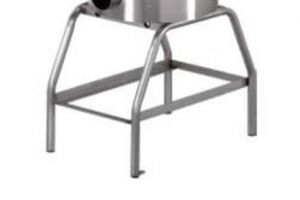 CI - Couvercle en acier inoxydable pour éplucheur de pommes de terre et nettoyant Fama