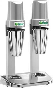 FP2I Professional blender for frappe double 2 stainless steel cups