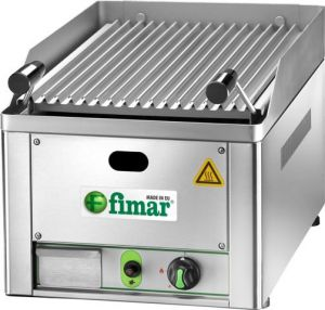 GL33 Gas lava rock grill stainless steel cooking grill
