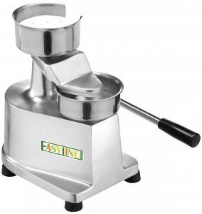 HF100 Manual Pressing Machine For hamburgers, diameter 100mm
