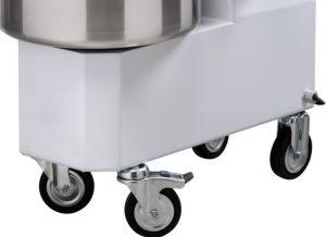 IMPSRUOTE50 Kit ruote per impastatrice a spirale 50