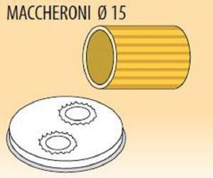 MPFTMA15-15 Brass bronze alloy nozzles MACCHERONI Ø 15 for pasta machine