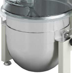 PLN60-V Vasca in acciaio inox per planetaria PLN60 - Fimar