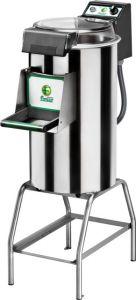 Peladora de patatas PPF18MM sobre caballete 1100W inox 18kg Monofásica