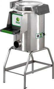 Peladora de patatas PPF5M sobre caballete 370W inox 5kg Monofásica