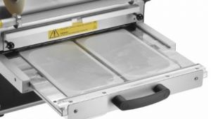 STAMPOTSA01 4 molde de impresión para máquinas termoselladoras TS3A Fimar