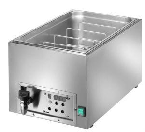 SV25 Sous vide vide machine de cuisson en acier inoxydable réservoir 25 lt