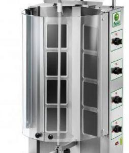 GYRVETRI80-100 Protection glass kit for gyros GYR80 - GYR100