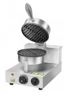 WM1 Machine pour gaufres diamètre 185 mm