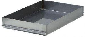A500 Bacinella portabottiglie inox