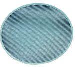 TAV 4953 Retina tonda acciaio inox professionale da forno per pizza Ø45cm