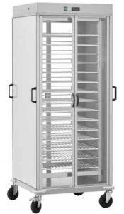 CG1439AC  Carro armario calentado +30+90°C 10 rejillas GN2/1