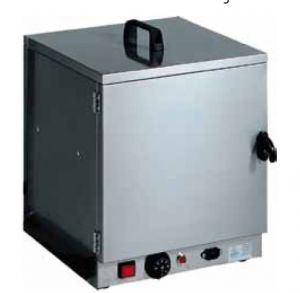 CST300 Stainless steel Plate warming therman case